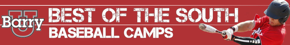Best of the South Baseball Camps