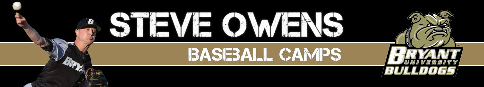 Steve Owens Baseball Camps at Bryant University