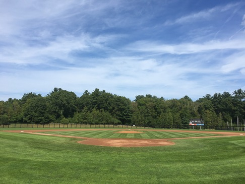 Bryant Bulldogs August Prospect Camp - August 20 Steve Owens Baseball Camps Site Photo 1
