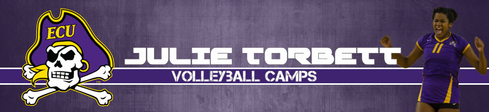 ECU Volleyball