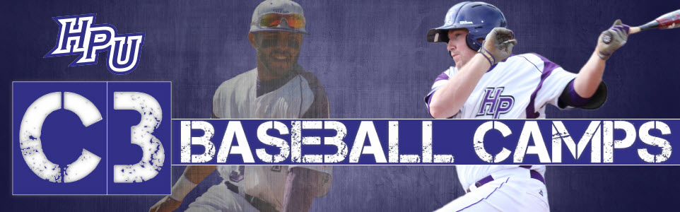 C3 Baseball Camps at High Point University