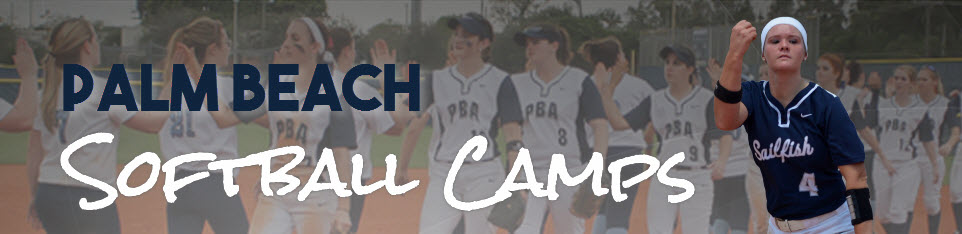 Palm Beach Atlantic Softball Camps