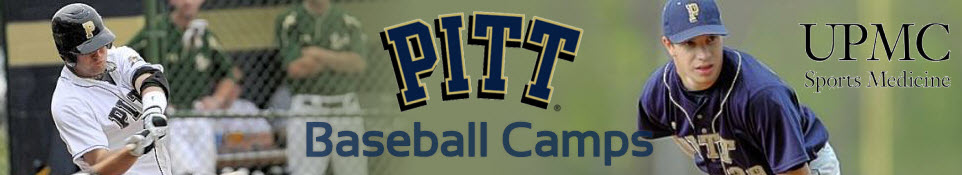 Pitt Baseball / Diamond Baseball Camps