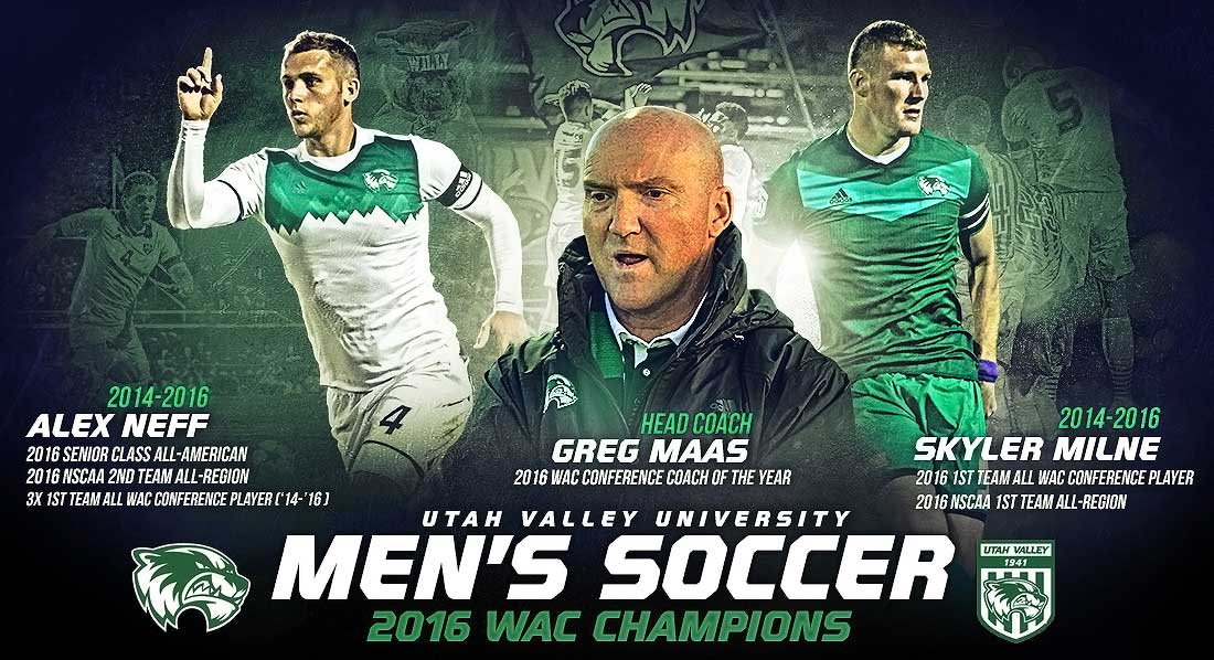 Utah Valley Men's Soccer
