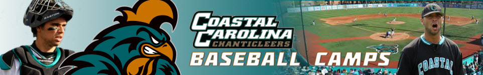 Coastal Carolina University Camps