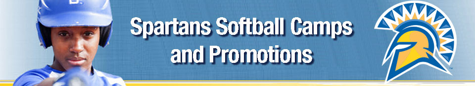 San Jose State Softball Events
